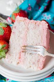 strawberry cake science of cooking