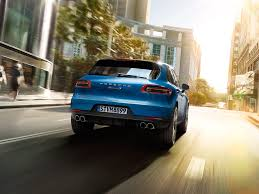 Porsche Macan Facelift - the 2015 porsche macan suv launched