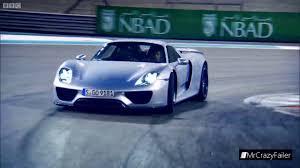 porsche dubai top gear porsche 918 spyder dubai autodrome youtube