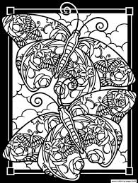coloring pages for adults difficult color by number coloring pages