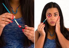 eye makeup for dark circles