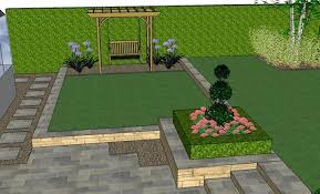Planning A Garden Layout Free Backyard Planner Software Garden Fascinating Free Garden