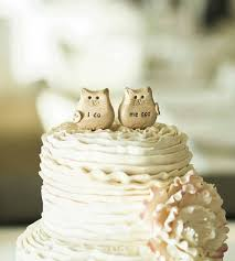 cat wedding cake toppers cat wedding cake topper cats in i do me for