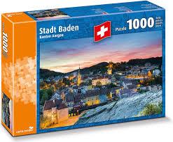 Stadt Baden Baden Stadt Baden Puzzle 1000 Teile Thali