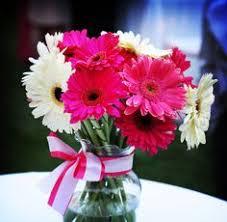 Daisy Centerpiece Ideas by Gerbera Daisy Centerpiece By Myspledidsentiments Com Pink