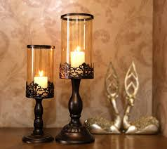 home decor with candles glass candle holder wedding decoration candlesticks wedding