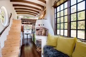 Tiny House Living Room by Tiny Homes Curbed