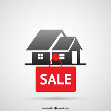 house for sale logo vector free