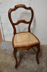 Recaning A Chair Barrdale Furniture Restoration Leeds Seating