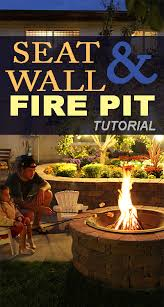 Rumblestone Fire Pit Insert by Diy Rumblestone Seat Wall And Fire Pit Kit Installation Wall