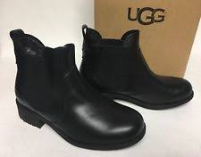 ugg kesey lace up ankle ugg australia leather lace up ankle boots for ebay