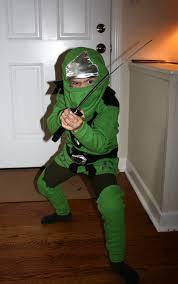 Boys Lego Halloween Costume Guy U0027s Homemade Lego Ninjago Halloween Costume Green