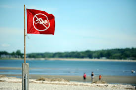 Beach Red Flag Report Ranks Connecticut Low In Beach Quality Stamfordadvocate
