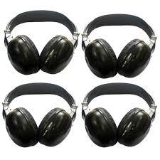 headband mp3 eincar online best audio listening headsets wireless ir dvd