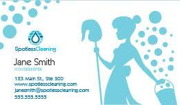 cards for business cleaning business cards design custom business cards for free