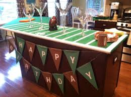 football party decor football party decorations for celebration