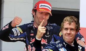 Sebastian Vettel Meme - webber and vettel talking about beeing team mates in 2008 oh boy if