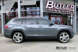 vw atlas vw atlas with 22in tsw bristol wheels exclusively from butler