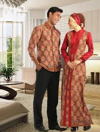 desain baju batik untuk acara resmi baju batik