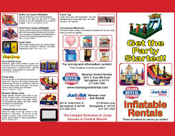Get Your Goat Rentals by Springfield Il Bounce House Rentals Inflatable Rentals Jump