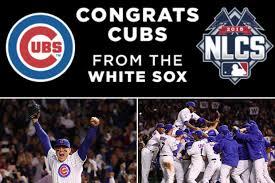 Cubs Fan Meme - white sox congratulate cubs via billboard nbc sports chicago