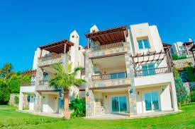 yalikavak panoramic apartments for sale bodrum real estate