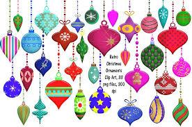 retro ornament clipart illustrations creative market