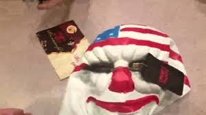 creepyparty deluxe novelty halloween costume party latex payday2