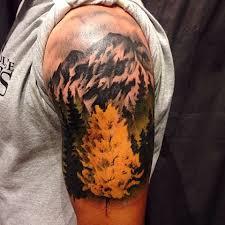 aspen tree ink inked treetattoo tattoos