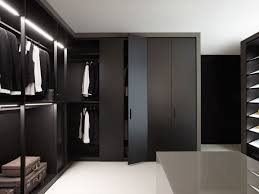 walk in closet with bathroom combination design