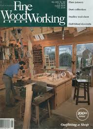Fine Woodworking Magazine Pdf by Studley 1993 Tool Chest Article By Fine Woodworking Magazine