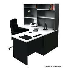 White Computer Desk With Hutch Sale Workstation Desk With Hutch White Computer Office L Shaped And Set