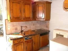 meuble de cuisine en pin meuble cuisine pin massif finest meuble cuisine massif meuble