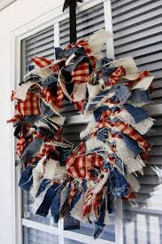 4th of july wreaths 11 easy diy 4th of july wreaths how to make a fourth of july wreath