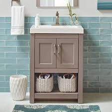 Bathroom Vanity Sink Combo Shop Bathroom Vanities Vanity Cabinets At The Home Depot With