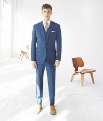 costume bleu marine mariage mariage les tendances pour la tenue du marié
