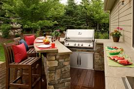 Portable Outdoor Kitchens - outdoor kitchens are landscaping trend southview design