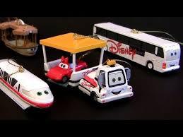 disney theme parks monorail cars transportation
