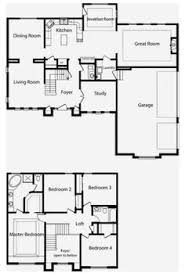 Cottage Floor Plans One Story One Story Floor Plan I Like The Mud Room House Plans