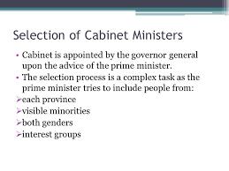 Number Of Cabinet Members Grade 9 Social Studies Chapter 9 Ppt Online Download