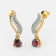 earing image the arion earrings bluestone