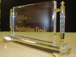 unique name plates unique office products by ultimate name plates wood