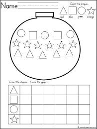 christmas shapes worksheet u2013 halloween u0026 holidays wizard