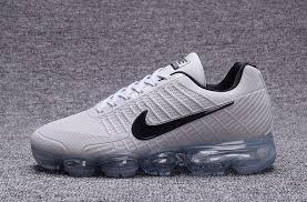 Comfortable Nike Shoes Comfortable Nike Air Vapor Max 2018 Kpu Grey Black 677293 104