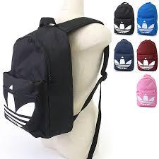 adidas classic trefoil backpack light pink shoetime rakuten global market adidas originals adidas originals