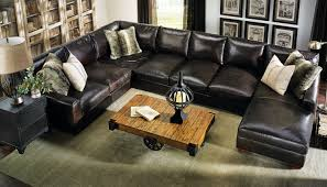 Viewpoint Leather Sofa by Furniture Usa Premium Leather The Dump Sofas In Brown For Home