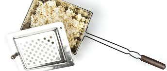 Fireplace Popcorn Popper by Made In The Usa Original Popcorn Popper Jacob Bromwell