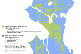 City Of Austin Zoning Map by Seattle Mayor Changes Mind On Single Family Zoning Curbed Seattle