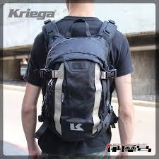 kriega r15 伊摩多 英國kriega r15 backpack 防潑水雙肩包拉力車enduro mtb 15l 水