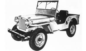 white convertible jeep jeep a brief history autonxt